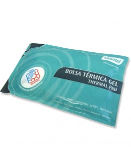 Bolsa Térmica Gel (Frio e Calor) Thermal Pad - Chantal